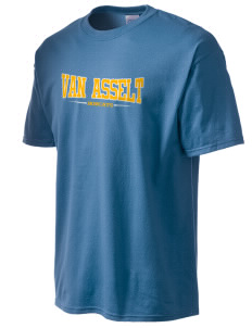 Van Asselt Bobcats Men's Essential T-Shirt