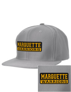 Marquette High School Warriors Embroidered D-Series Cap