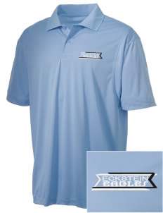 Eckstein Middle School Eagles Embroidered Men's Micro Pique Polo