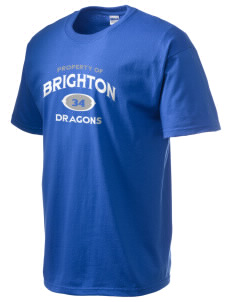 Brighton Elementary School Dragons Ultra Cotton T-Shirt