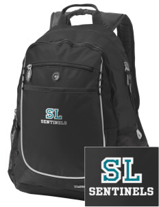 Spanaway Lake High School Sentinels Embroidered OGIO Carbon Backpack