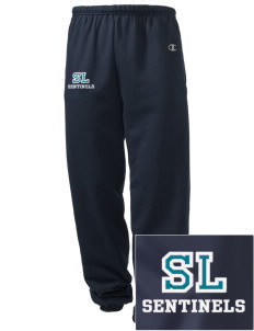 Spanaway Lake High School Sentinels Embroidered Champion Men's Sweatpants