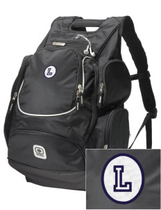 Our Lady Of Lord Saint James School Lancers  Embroidered OGIO Bounty Hunter Backpack