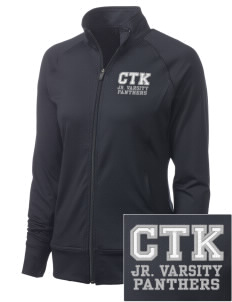 Christ The King School Panthers Women's NRG Fitness Jacket