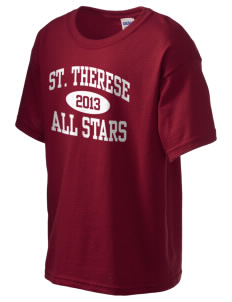 Saint Therese School All Stars Kid's 6.1 oz Ultra Cotton T-Shirt