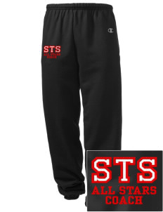 Saint Therese School All Stars Embroidered Champion Men's Sweatpants