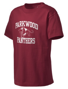 Parkwood Elementary School Panthers Kid's Essential T-Shirt