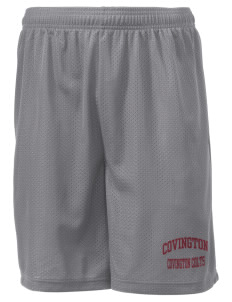 "Covington Junior High School Covington Colts Men's Mesh Shorts, 7-1/2"" Inseam"
