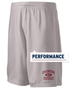"Covington Junior High School Covington Colts Holloway Men's Speed Shorts, 9"" Inseam"