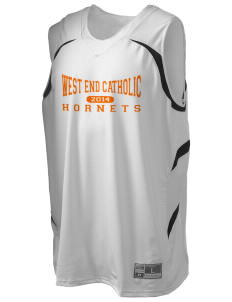 West End Catholic School Hornets Holloway Men's Dunbar Jersey