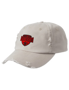 Sacred Heart Country Day School Country Days Embroidered Distressed Cap