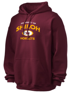 Shiloh Elementary School Hornets Ultra Blend 50/50 Hooded Sweatshirt