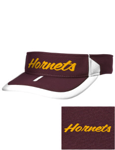 Shiloh Elementary School Hornets Embroidered M2 Sideline Adjustable Visor