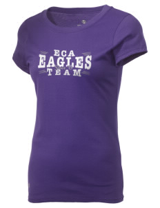 Elkhart Christian Academy Eagles Holloway Women's Groove T-Shirt