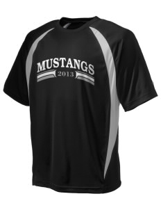 Our Redeemer Lutheran School Mustangs Champion Men's Double Dry Elevation T-Shirt