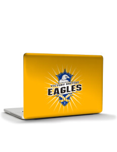 "Victory Baptist Academy Eagles Apple MacBook Pro 15.4"" Skin"