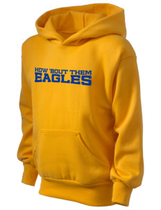 Victory Baptist Academy Eagles Kid's Hooded Sweatshirt