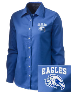 Altamonte Christian School Eagles  Embroidered Women's Pima Advantage Twill