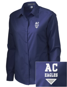 Altamonte Christian School Eagles Embroidered Women's Easy-Care Shirt