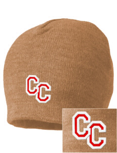 Community Christian Academy Defenders Embroidered Beanie