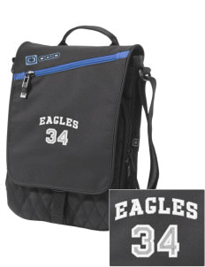 The King's Christian Academy Eagles Embroidered OGIO Module Sleeve for Tablets