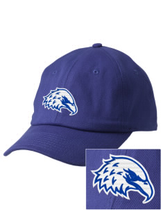 The King's Christian Academy Eagles Embroidered Champion 6-Panel Cap