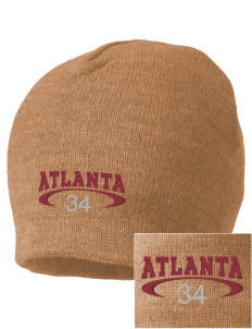 Atlanta Adventist Academy Aardvarks Embroidered Beanie