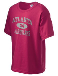 Atlanta Adventist Academy Aardvarks Kid's 6.1 oz Ultra Cotton T-Shirt