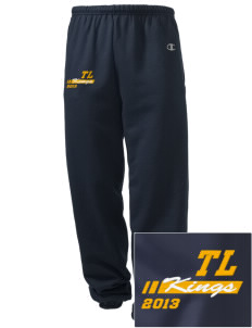 Trinity Lutheran School Kings Embroidered Champion Men's Sweatpants