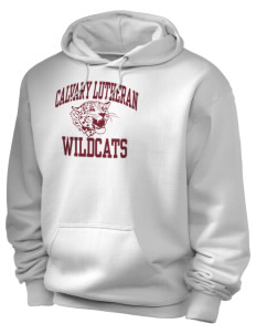 Calvary Lutheran School Wildcats Holloway Men's 50/50 Hooded Sweatshirt