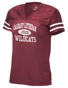 Calvary Lutheran School Wildcats Holloway Women's Fame Replica Jersey