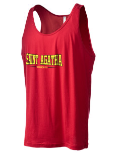 Saint Agatha Catholic School Wildcats Men's Jersey Tank