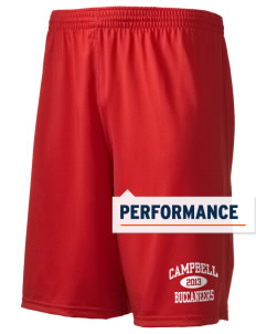 "Campbell High School Buccaneers Holloway Men's Performance Shorts, 9"" Inseam"