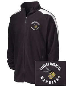 Calvary Murrieta Warriors Embroidered Holloway Men's Flash Warmup Fleece Jacket