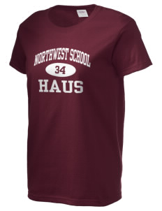 The Northwest School Seattle Women's 6.1 oz Ultra Cotton T-Shirt