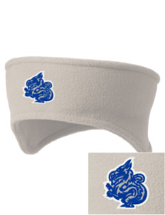 New Age Academy Learning Institute Dragons Embroidered Fleece Headband