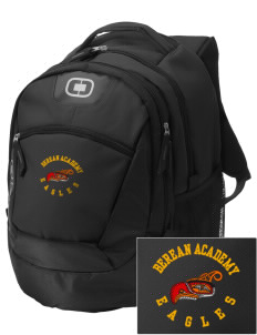 Berean Academy Eagles Embroidered OGIO Rogue Backpack
