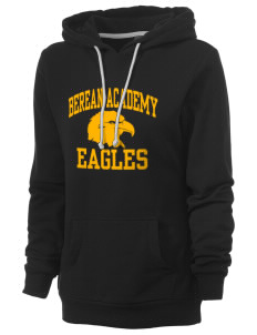 Berean Academy Eagles Women's Core Fleece Hooded Sweatshirt