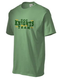 Contra Costa Christian Academy Knights Men's Essential T-Shirt