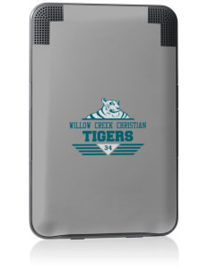 Willow Creek Christian School Tigers Kindle Keyboard 3G Skin