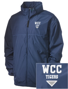 Willow Creek Christian School Tigers Embroidered Men's Element Jacket