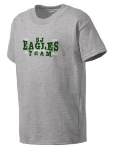 Saint John Lutheran School Eagles Kid's T-Shirt