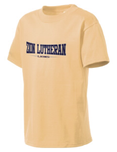 Zion Lutheran School Lions Kid's Essential T-Shirt