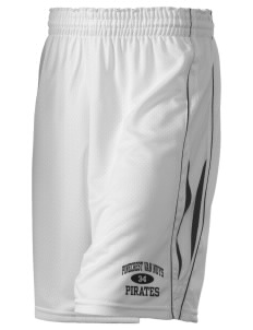 "Pinecrest School Van Nuys Pirates Holloway Women's Piketon Short, 8"" Inseam"