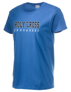 Holy Cross Crusaders Women's 6.1 oz Ultra Cotton T-Shirt