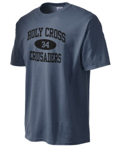 Holy Cross Crusaders Men's Essential T-Shirt