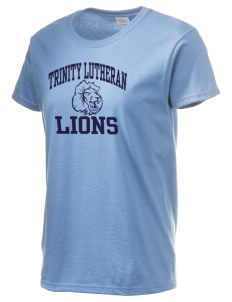 Trinity Lutheran School Lions Women's 6.1 oz Ultra Cotton T-Shirt