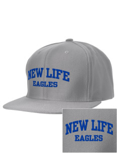 New Life Academy Eagles Embroidered D-Series Cap
