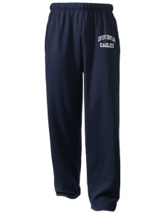 Century Christian School Eagles  Holloway Arena Open Bottom Sweatpants