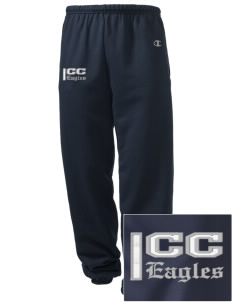 Century Christian School Eagles Embroidered Champion Men's Sweatpants